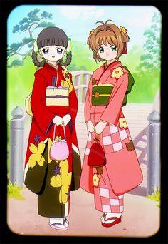 Cardcaptor Sakura Episode Episode 62 | CLAMP | Madhouse / Kinomoto Sakura and Daidouji Tomoyo