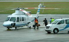 Así Somos: Aseguran que el helicóptero presidencial habría in...