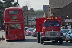 Commer QX VAUX Brewery