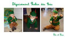 Le patron du déguisement de robin des bois (couture) - L'armoire de Léo et Lisa, un blog de maman