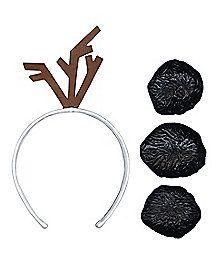 Olaf Headband and Button Kit
