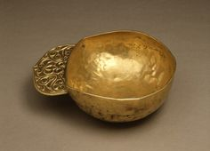 Drinking bowl,Europe,ca. 700 A.D. Creative Commons License Drinking Bowl