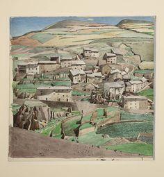 Charles Rennie Mackintosh - Fetges c.1927