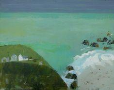 P1040489 lr Abstract Landscape Painting, Landscape Art, Landscape Paintings, Abstract Art, Paintings I Love, Original Paintings, Original Artwork, October Gallery, Sea Art