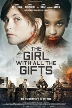 On 26 January THE GIRL WITH ALL THE GIFTS hits US cinema screens. Here in the UK we were lucky enough to get to see the filmin September last year. My advice to those of you in the States? Go see this movie as soon as you're able. Based on …  Continue reading