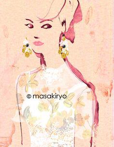 Illustration by Masaki Ryo