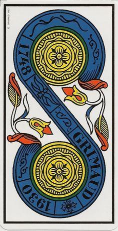 Eno's Tarots: Tarot of Marseilles - Ancien Tarot de Marseilles