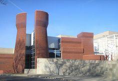 Wexner Center for the Arts/ Columbus - Ohio - / Peter Eisenman (1989)