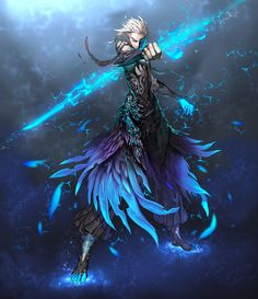 It's common for magic-users to be seen unarmed. Some spells are able to create magical weapons out of thin air that are deadlier than the finest of weapons forged by a blacksmith.
