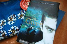 Lost Between Letters: (Reseña #51) The Giver. El dador de recuerdos - Lois Lowry