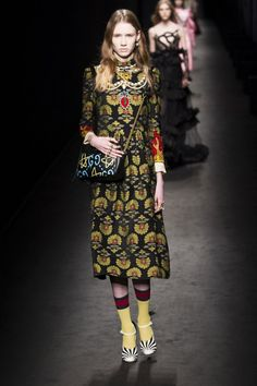 Pin for Later: Milan Fashion Week Just Started — but We Already Choose Gucci