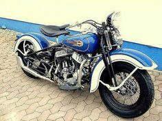 Harley Davidson Flathead #motosharleydavidsonchoppers #harleydavidsonbaggerspictures #motorcycleharleydavidsonchoppers #vintagemotorcycles