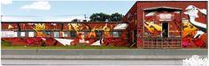 https://flic.kr/p/KG5xAq   APASHE   ''Puissance 3'' MONTREAL QC - Autoroute Quartier aeroport..  www.apashoner.com
