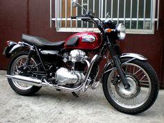 Kawasaki W400