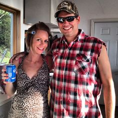 If you haven't figured out what to wear to Saturday' REDNECKS BBQ, here are some Redneck Party Ideas - Costumes