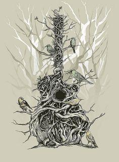 Thia, but roses. Music Drawings, Music Artwork, Art Music, Tattoo Drawings, Tatoo Music, Music Tattoos, Body Art Tattoos, Tatoos, Guitar Tattoo Design
