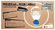 Diseño de carteles para campaña de PRL on Behance