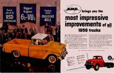1956 GMC AD