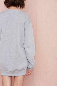 Nasty Gal Dillon Sweatshirt | Shop Tops at Nasty Gal