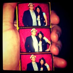 Photo Booth shots of Randy & I at Mac Africa's Hat Party. Photo taken with instagram by Steven Swimmer in 2011.