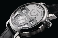 A. Lange & Söhne Zeitwerk Minute Repeater WatchJanuary 20, 2015, 4:30 pm