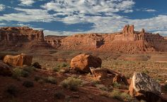 Valley of the Gods, in southeastern Utah