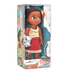 Disney Store - Vaiana - Animator-Puppe Disney Animators Collection, Collection Disney, Disney Store, Plush, Petite Fille, Birthdays, Gifts, Cuddling, Princess