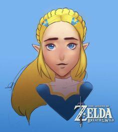 Princess Zelda.