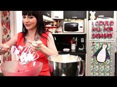 Receita de Macaron e Suco Frisante de Lichia e Framboesa - I Could Kill For Dessert