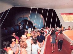 Disney World's If you had wings ride, sponsored by Eastern Airlines. Back in the day when you needed to pay for each ride separately, this one was free so my sister and I would ride it over and over. I still remember the song. :)