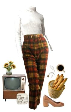 """""""feminine"""" by silkwitch on Polyvore featuring Sarah Chofakian, Home Decorators Collection and WALL #70sHomeDecor"""