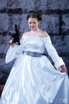 Disney Princess Leia Cosplay