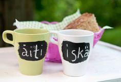 Tuunaa aamiaismukisi Mugs, Tableware, Ska, Dinnerware, Tumblers, Tablewares, Mug, Dishes, Place Settings