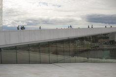 Oslo Opera House II by Ole Morten Eyra