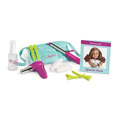 American Girl® Accessories: Salon Stylist Set