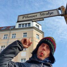 A veces de viaje hay que hacer un poco el tonto ;) #Berlín