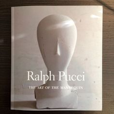 Ralph Pucci: The Art of the Mannequin #MADmuseum #RalphPucci #TheArtoftheMannequin