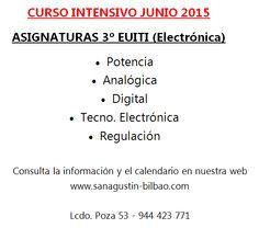 Consulta la información de tu Carrera en http://www.sanagustin-bilbao.com