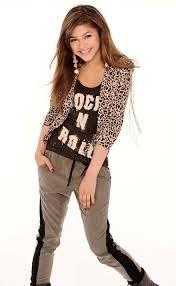 Adorable Zendaya! Love ur I am wearing boys' clothes but rocking' like a girl