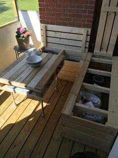 DIY Lounge Furniture