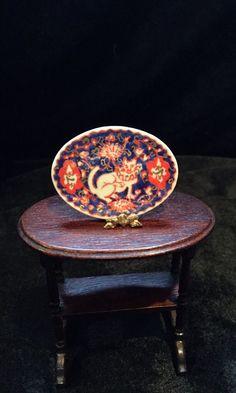 Ina Williams - Victorian Cat Platter