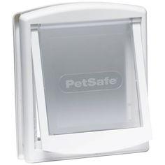 Buy Staywell Small 2-Way Locking Pet Door at Argos.co.uk - Your Online Shop for Pet flaps and doors, Cat, Pet supplies, Home and garden.