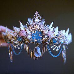 The Princess of the Ocean Crown Mermaid Crown Shell Crown