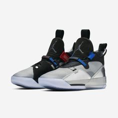 """595327b5515ea9 Laceup Now on Instagram  """"Will it be the Best color of Air Jordan XXXIII    Metallic Silver   galaxy"""