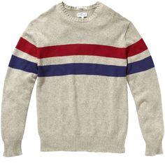 GANT Deux Colore Melange Sweater