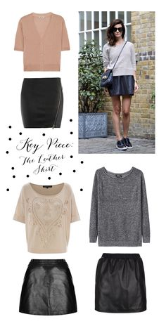 Key Piece for Spring: The Leather Skirt