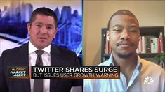 "Kanyi Maqubela of Kindred Ventures joins ""Squawk Alley"" to discuss Twitter's earnings and the outlook for the company. Twitter S, Change Is Good, Technology News, Tech News, Good Things, Marketing"