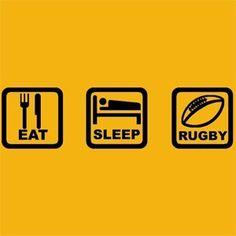 La vie d'un jeune rugbyman