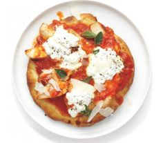Chicken and Ricotta Pizza