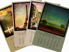 My friend fine artist Kristen Stein reproduces her original art work in so many different products. From beautiful tiles, to fabrics, to jewelry, to these wonderful calendars. Perfect gifts for the Holidays.